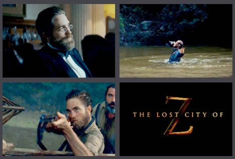 Robert Pattinson's 'The Lost City Of Z' Will Have It's World Premiere At The New York Film Festival | Robert Pattinson Daily News, Photo, Video & Fan Art | Scoop.it