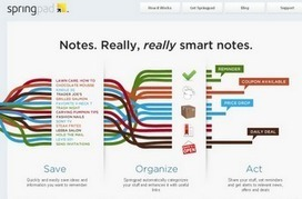 Educational Technology Guy: 10 Great, Free Apps for Students for Notetaking and Class Planning | #edpad | Scoop.it