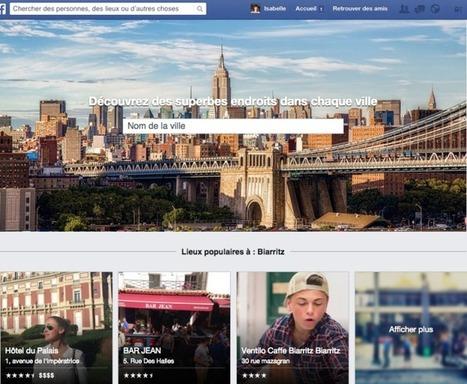 Facebook Places, un Annuaire de Recherche Locale basé sur les Avis | Emarketinglicious | odelattre | Scoop.it