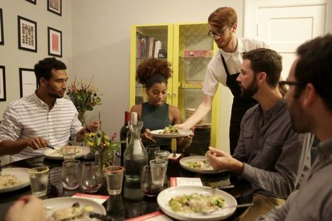 Startup Kitchit sends chefs to cook in customers' homes - San Francisco Chronicle   Food Passions   Scoop.it