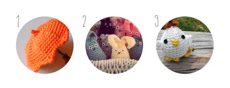DIY & Crochet· Patrones GRATIS y MOLONES #11 | todomini ... | TEJIDO AL CROCHET | Scoop.it