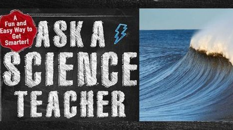 Ask a science teacher: Why are the oceans salty? | All about water, the oceans, environmental issues | Scoop.it