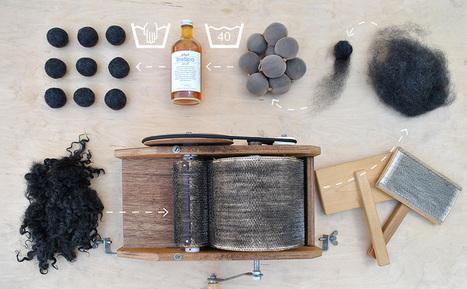 Blacksheep : une assise éco-conçue au design atypique - Chasseurs de cool | Eco-conception | Scoop.it