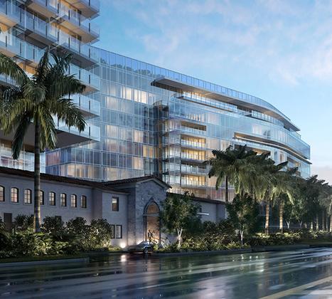Four Seasons fait revivre une légende de Miami | Les Gentils PariZiens : style & art de vivre | Scoop.it