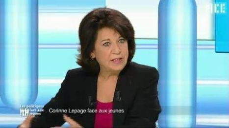 Corinne Lepage sur MCEReplay | Corinne LEPAGE | Scoop.it