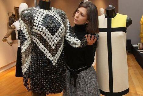 Christie's puts vintage fashion on the auction block - Photos 1 - ArabianBusiness.com   art business   Scoop.it