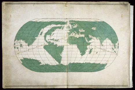 Los Atlas Otomanos Ali Macar Reis y Walters Sea | Historia y Mapas | Scoop.it