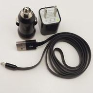 Home Wall+Car Charger+8 pin 1m USB noodle Data Sync Cable For iPhone 5 #201 | Free iPhone 5 | Scoop.it