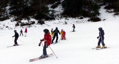 Val-Louron : sauvée par la neige de culture et la culture de l'accueil familial | Vallée d'Aure - Pyrénées | Scoop.it