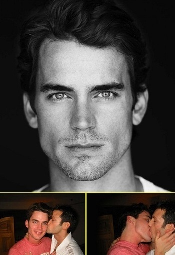 JIMIPARADISE™: Matt Bomer: sono gay! | QUEERWORLD! | Scoop.it