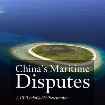 China's Maritime Disputes | HumanGeo@Parrish | Scoop.it