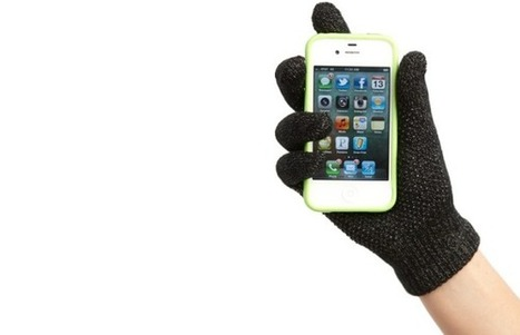 Best Touchscreen-Friendly Gloves | Anything Mobile | Scoop.it