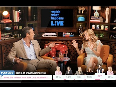 """Bravo Plans Real-Time """"Play Live"""" Polls, Games On All Programs ... 