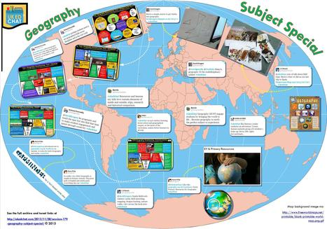 #Geography Chat | teaching and learning | Scoop.it