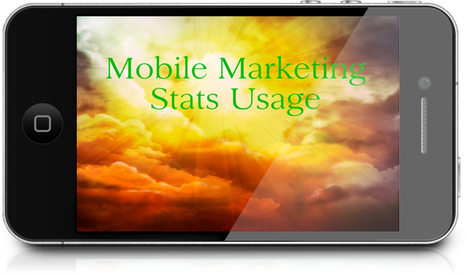 Mobile Stats Every Marketer Should Know - Finding Social Media Campaign Success | Mobile Usability | Scoop.it