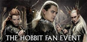 Peter Jackson Hosting Worldwide 'The Hobbit' Fan Event in November   'The Hobbit' Film   Scoop.it