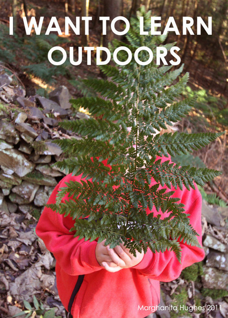 We Want To Learn Outdoors | Benefits of Nature | Scoop.it