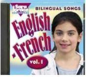Sara Jordan's Bilingual Songs CD set (product review)   Frenglish ...   Learning activities for kids   Scoop.it