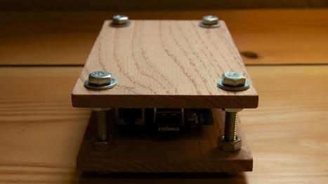 Build a Sturdy Raspberry Pi Case for Under $10 | Raspberry Pi | Scoop.it