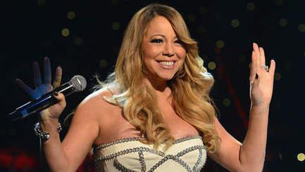 Oops le téton de Mariah Carey en concert ! - photo | Radio Planète-Eléa | Scoop.it