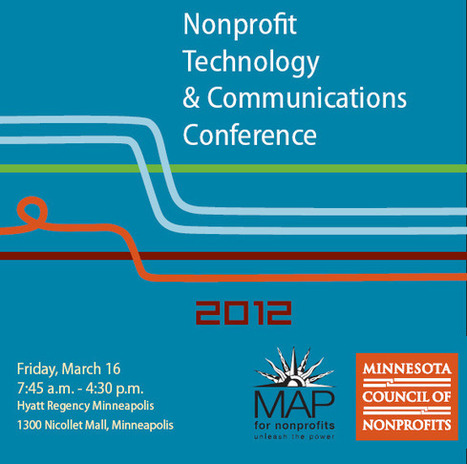 Technology and Communications Conference | Minnesota Council of Nonprofits | Nonprofit Management | Scoop.it