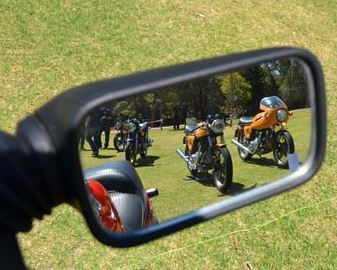 Report from the New South Wales Ducati Owners Club Concours 2012 | motorcycleclassics.com | Desmopro News | Scoop.it