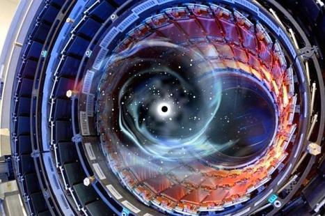 A New Chapter In History: LHC To Reveal Possible Parallel Universe Next Week   Post-Sapiens, les êtres technologiques   Scoop.it