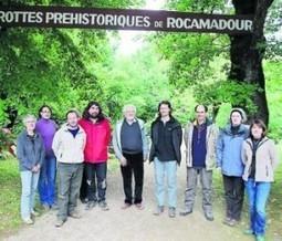 Rocamadour: Les peintures rupestres datées à l'uranium   Autour de Carennac et Magnagues   Scoop.it