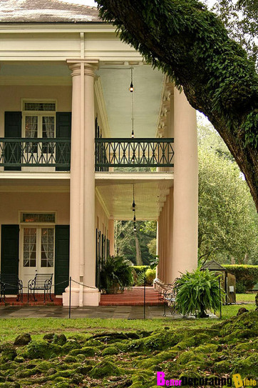 Back in Time at Oak Alley Plantation   BetterDecoratingBible   Oak Alley Plantation: Things to see!   Scoop.it