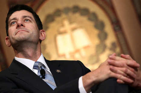 Paul Ryan's Most Shameless Lie Ever | Common Sense Politics | Scoop.it