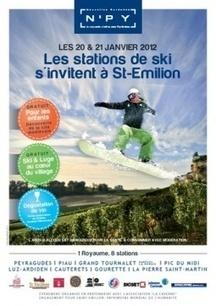 Les stations de ski N'Py s'invitent à Saint-Emilion   Tourisme viticole en France   Scoop.it
