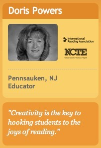 Creativity is the Key to Hook Reluctant Readers   Readers Advisory For Secondary Schools   Scoop.it
