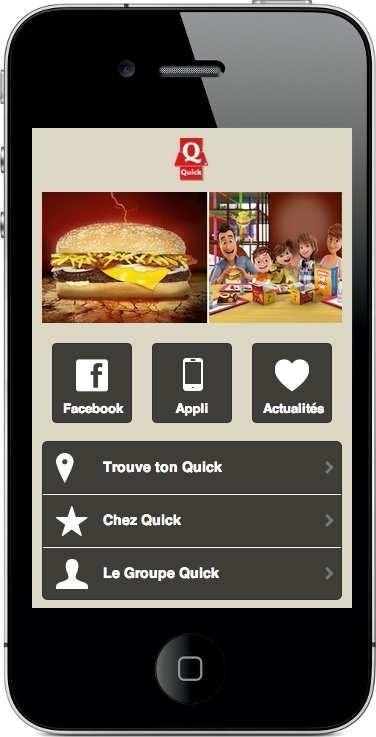 Quick sort une web app | Le positionnement de la stratégie digitale dans le secteur de l'alimentation | Scoop.it