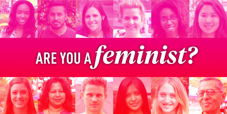 Why Don't More People Call Themselves Feminists? | Fabulous Feminism | Scoop.it