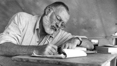 Seven Tips From Ernest Hemingway on How to Write Fiction | Gratitude | Scoop.it