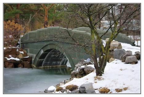 Un autre pont sous la neige... | The Blog's Revue by OlivierSC | Scoop.it