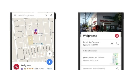 New Google Maps ads will drop branded pins on your search results | AdJourney - Marketing & Advertising Journey | Scoop.it