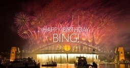 Bing Turned another Year Old, Celebrated its Fifth Birthday Month | seoursite | Scoop.it
