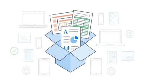 Dropbox For Business Is About To Launch An Enterprise Tools API To FightBox | Tools for a Digital Worker | Scoop.it