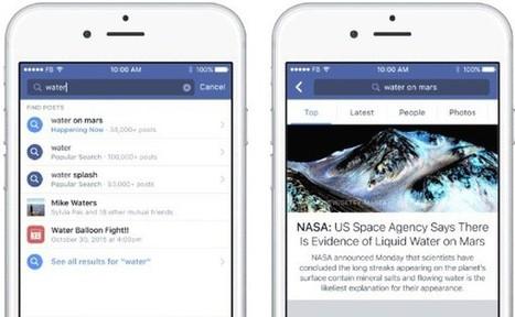 Facebook wird durchsuchbar.   turi2   Social Media   Scoop.it