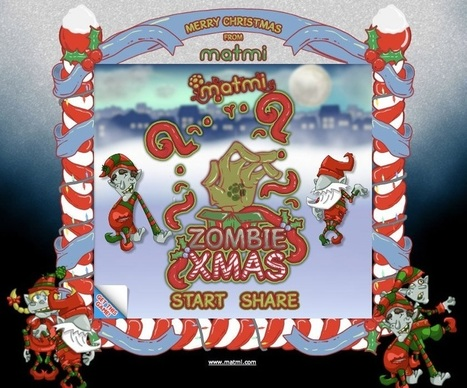 Matmi Zombie Xmas | Online Web Games | Scoop.it