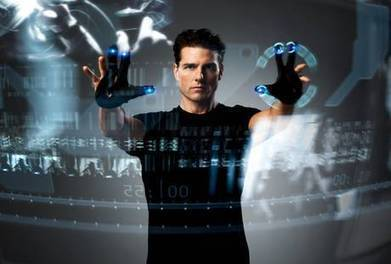 Minority Report Technology Is Here: Hands-free touch-screens are a reality   Official Tom Cruise Blog   MODERN TECH   Scoop.it