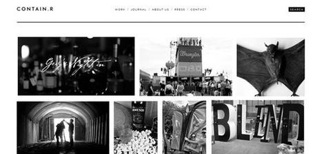 Tendance du webdesign : sticky navigation | #websdesign inspiration | Scoop.it
