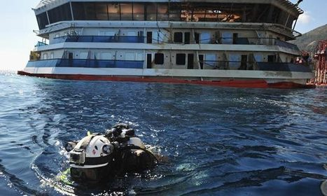 Costa Concordia: human remains found at cruise ship wreck site ... | Cruise Industry | Scoop.it