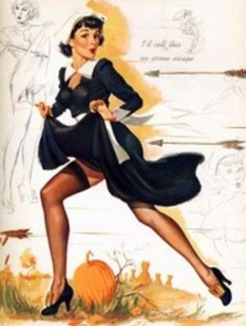 Happy Thanksgiving, Here's Some Pilgrim Sex History | Sex History | Scoop.it
