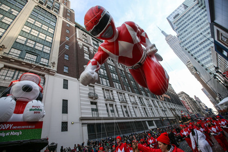 NYPD ramps up Thanksgiving Day Parade security amid ISIS threat | EM 351 Understanding Terrorism | Scoop.it