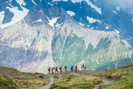 The best hiking in Patagonia and Tierra Del Fuego | Creating long lasting friendships through adventure travel | Scoop.it