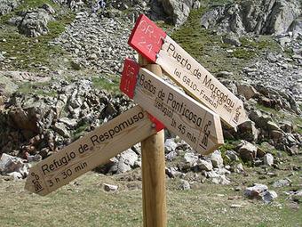 Aragón clasifica sus senderos turísticos | Vallée d'Aure - Pyrénées | Scoop.it