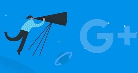 3 Nouvelles mises à jour très intéressantes sur Google+ | Social Media Curation par Mon Habitat Web | Scoop.it