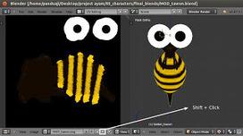 Tutorial Blender Menghapus Gambar Tidak Terpakai ~ Panduaji[dot]net | get it | Scoop.it